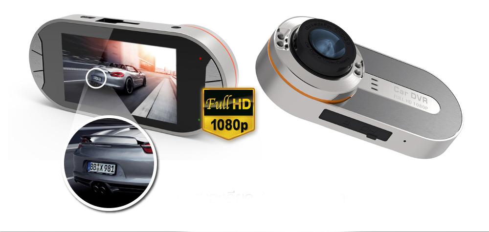 กล้องติดรถยนต์ รุ่น PROCAM FULLHD